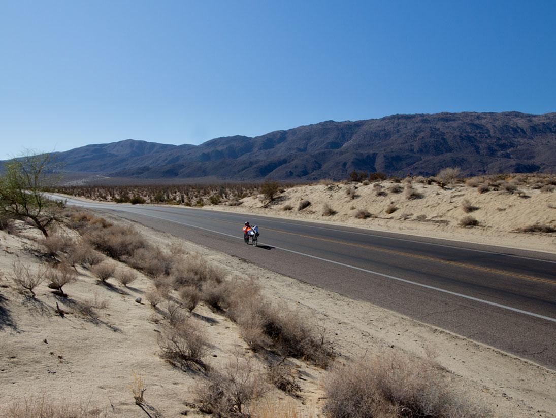 Rob DeCou Race Across America 2016