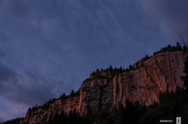 Grand Canyon National Park sunrise North Rim